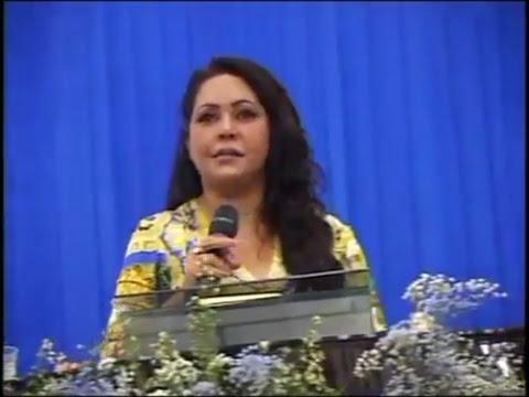 ROSE NASCIMENTO PARA DEUS NADA É IMPOSSIVEL MINISTRA TESTEMUNHO  CANAL EVANGÉLICO