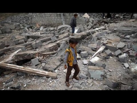 """This is Our War & It is Shameful:"" Journalist Andrew Cockburn on the U.S. Role in the War in Yemen"