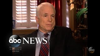 John McCain on the horrors he endured as a POW