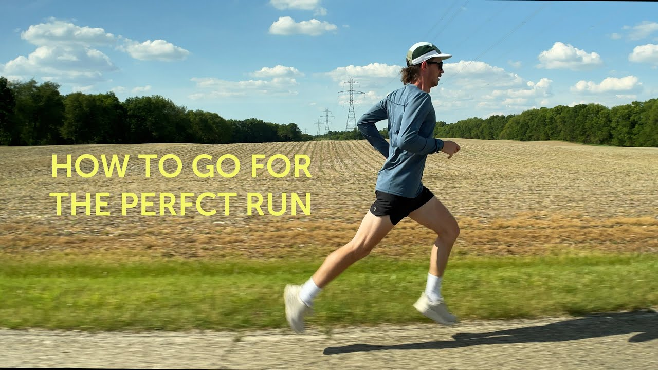 How to go for the perfect run   Our Short Film