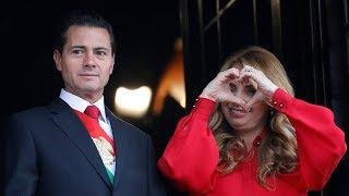 El último desfile de la Independencia de Peña Nieto como presidente de México