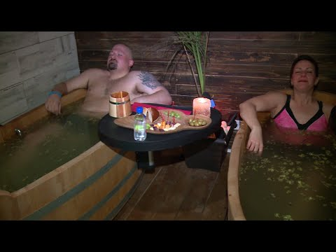 Lance Houston - New Beer Spa Opens in Chicago