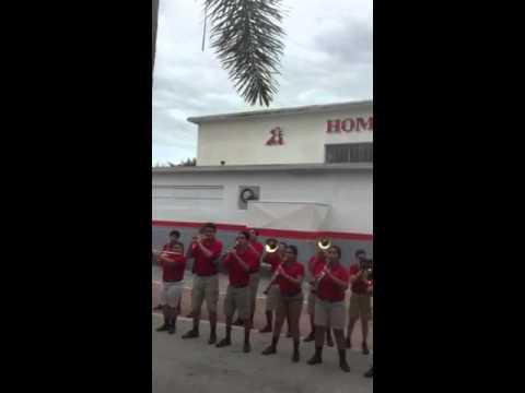 Coral Gables Senior High School Music Band