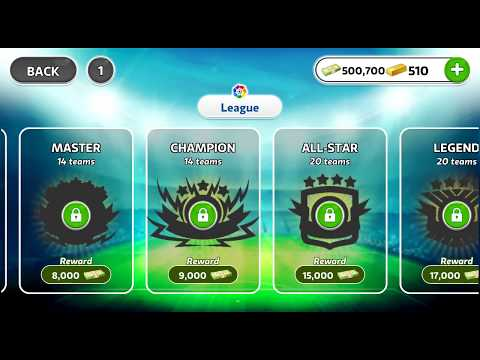 How to hack Head soccer Laliga on Android..