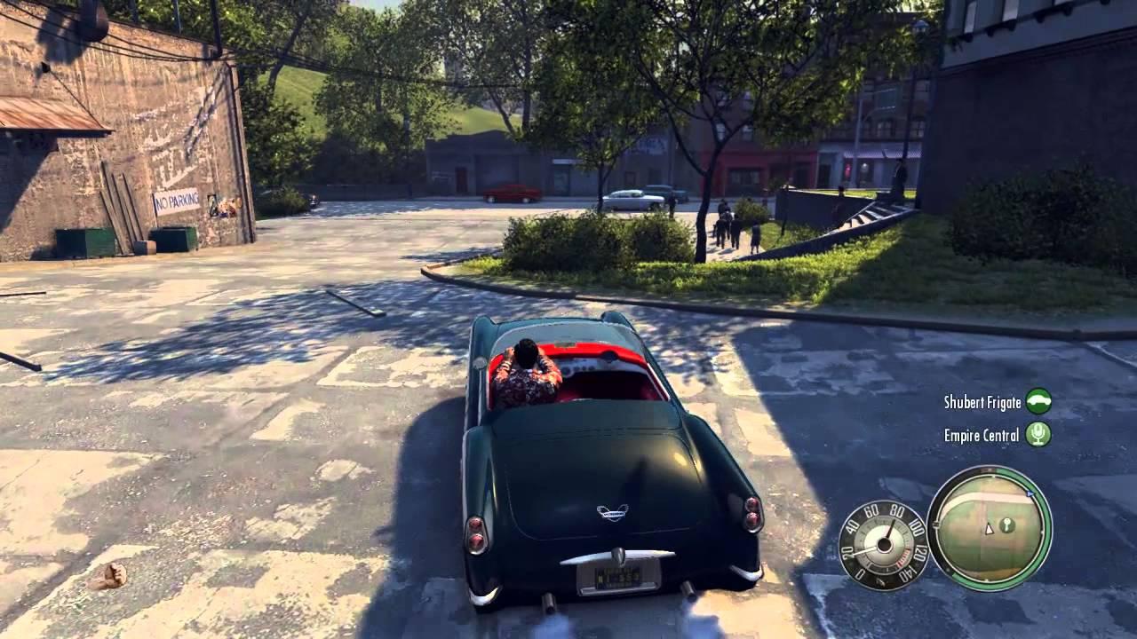 Mafia 2 Freie Fahrt MOD Download + Installation (HD)