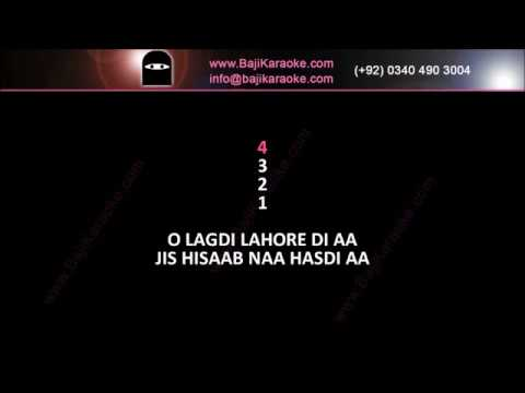 Lagdi Lahore Di Aa - Video Karaoke - Guru Randhawa - by Baji Karaoke