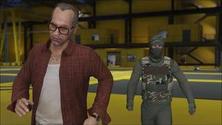 GTA Smuggler's Run buying most expensive hanger and setting up business