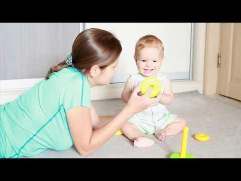 МЕЛКАЯ МОТОРИКА - Развивающие занятия для детей от 6 до 9 месяцев - 6 часть