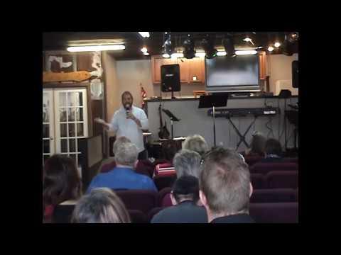 Journey Fellowship, Pastor Patrick Garrett 3.18.18