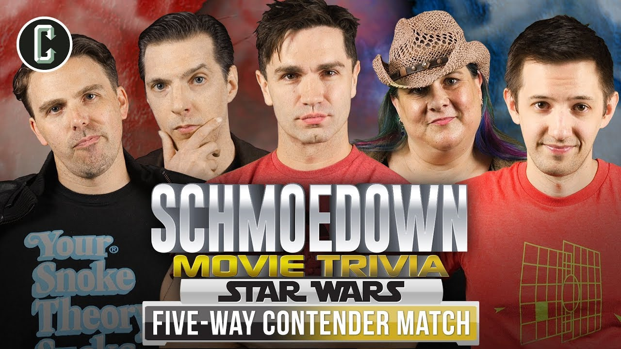 Image result for star wars schmoedown