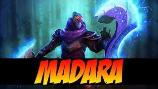 Madara Plays Anti-Mage - 8000 MMR - Dota 2