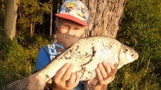 Этот ТРОФЕЙ он ЗАПОМНИТ на всю ЖИЗНЬ Рыбалка с ночёвкой Отдых с ДРУЗЬЯМИ