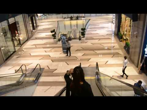 Visit inside The Galleria, Shopping mall in Abu Dhabi, United Arab Emirates@ Ramy hoshen