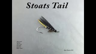 TYING THE STOATS TAIL WITH RYAN HOUSTON 2018