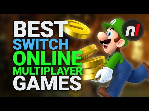 Best Online Multiplayer Games On Nintendo Switch