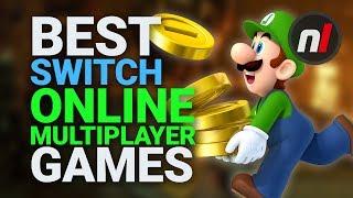 Best Online Multiplayer Games on Nintendo Switch