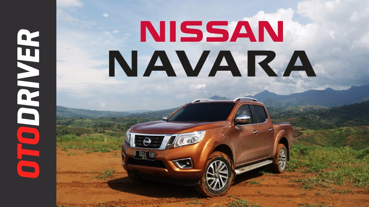 Nissan Navara 2017 Review Indonesia OtoDriver YouTube