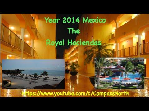 Year 2014 Mexico Royal Haciendas