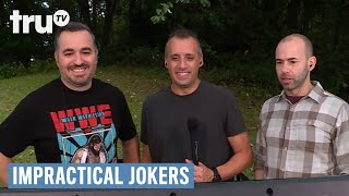 Impractical Jokers - Survival Skills with Sal | truTV