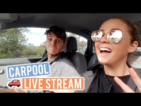 [Live Show] Carpool Livestream 🚗