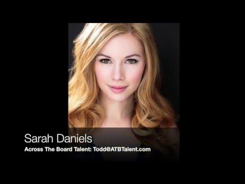 Sarah Daniels Musical Theatre Reel