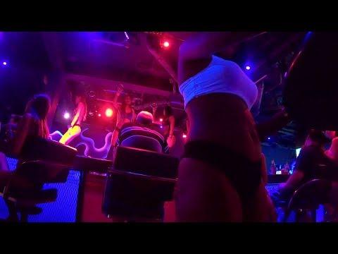 Vlog 27 Shooter's Bar On Soi 7, Pattaya Nightlife Scenes 2019