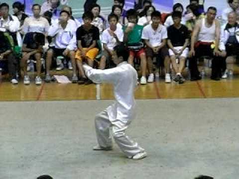 永春白鶴拳(Kung Fu) - YouTube