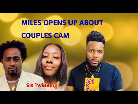 Download MARRIED AT FIRST SIGHT  MILES OPENS UP ABOUT COUPLES CAM, KIDS, MENTAL HEALTH  AMANI COOKS FOR WOODY