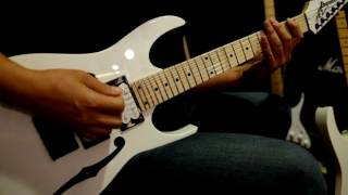 Scarified - Racer X Guitar Cover Ibanez PGMM31 VeryThank for The Ba...
