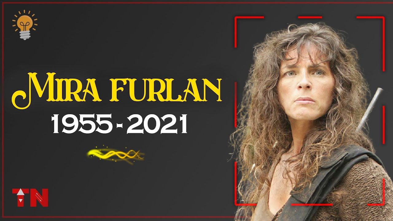 Mira Furlan, Actress on 'Lost' and 'Babylon 5,' Dies at 65