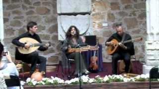 ANA ALCAIDE: LA MUJER DE TERAH -Live: Manzanares, Madrid, 2009