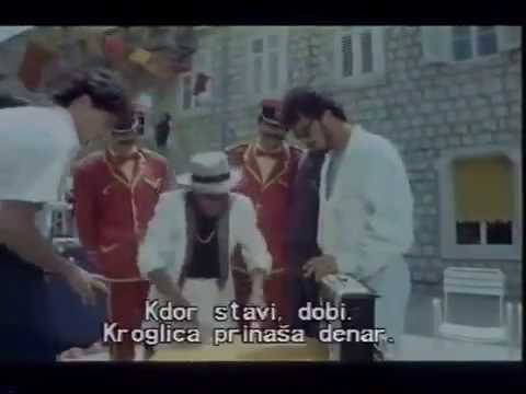 """Dzej Ramadanovski - Insert iz filma """"Hajde da se volimo"""" - 1988"""