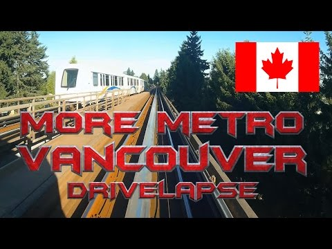 More metro Vancouver timelapse