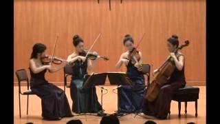 YUL String Quartet / W.A.Mozart String Quartet in F Major KV 590