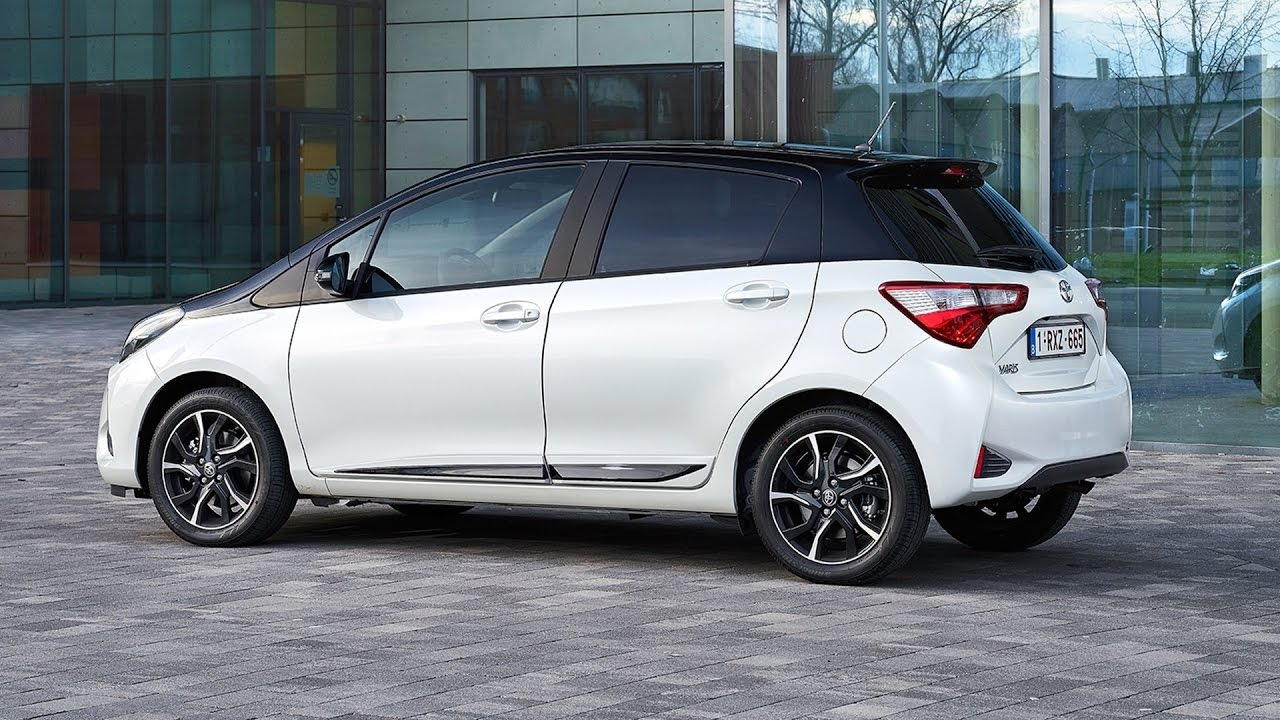 2017 Toyota Yaris   Interior Exterior And Drive
