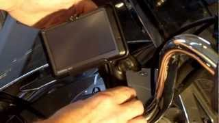 RAM Motorcycle GPS Handlebar M…