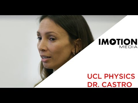 UCL Physics - Bridging Quantum Science and Biology, Dr Alexandra Olaya Castro