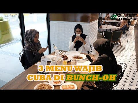3 Sajian Wajib Cuba di Bunch-Oh, Malakat Mall