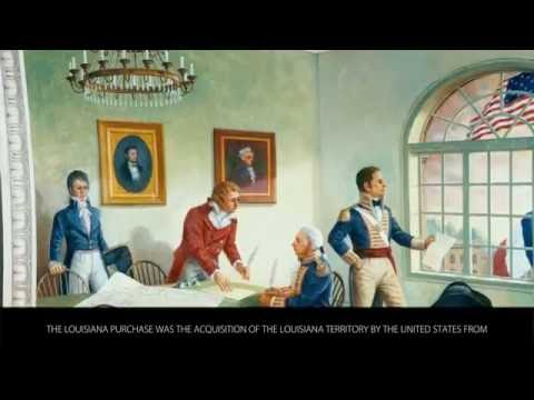 Louisiana Purchase - Historical Events - Wiki Videos by Kinedio
