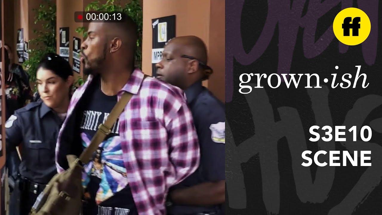 Download grown-ish Season 3, Episode 10 | Aaron Gets Arrested | Freeform