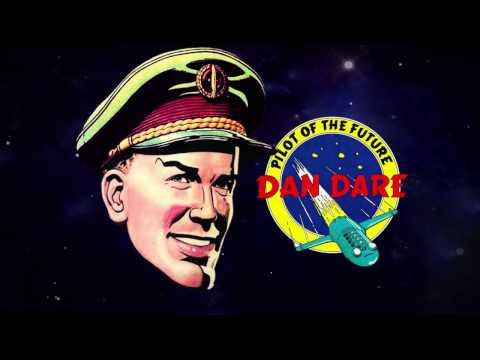 The Dan Dare Radio Station circa 1954