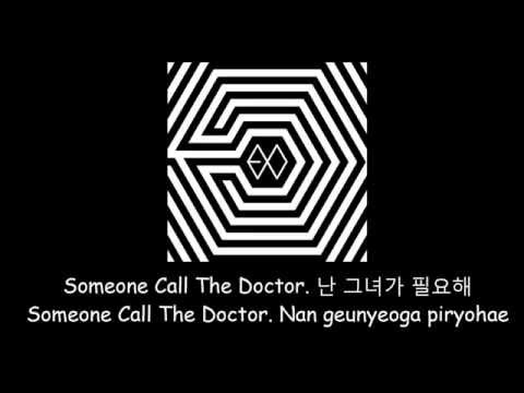 EXO - Overdose Instrumental/Karaoke with Lyrics(w/ Backup Vocals)