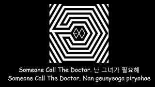 EXO - Overdose Instrumental/Karaoke with Lyrics(w/ Backup Vocals)