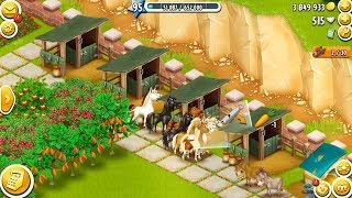 Hay Day Level 95 Update 4 HD 1080p