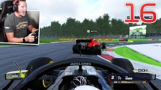 F1 2019 Career Mode - Part 16 - Monza (New Favorite Track)