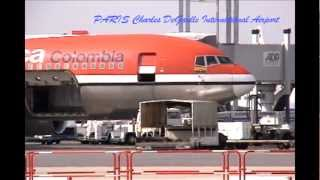 Avianca 767 - Around the World with Avianca - London Madrid Paris Mexico City & Los Angeles