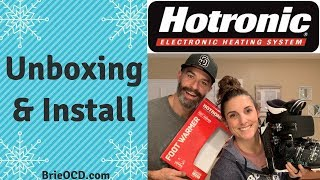 Hotronics Boot Warmers: Unboxing & EASY Step-by-Step Installation