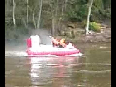 Personal Hovercraft Boat  : Hov Pod Hovercraft (Boat)