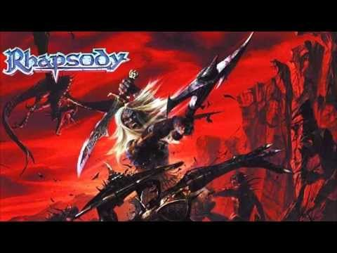 Клип Rhapsody of fire - Holy Thunderforce