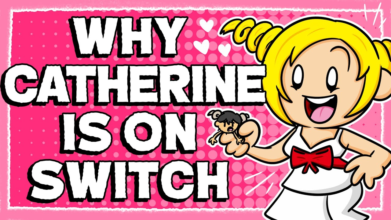 Why Catherine: Full Body is on Switch (Instead of Persona)